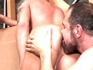 Anal Sex, Ass, Daddies, Muscular, Old, Rimming, Thick Cock, Twink, Young,