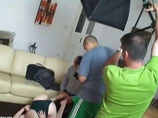Behind The Scenes, Cunt, Feet, Fucking, Lily Labeau,