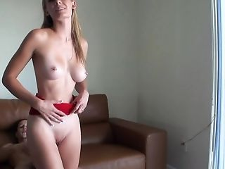Blonde, Hardcore, HD, Natural Tits, POV, Russian, Skinny, Sunset Diamond, Teen, Threesome,