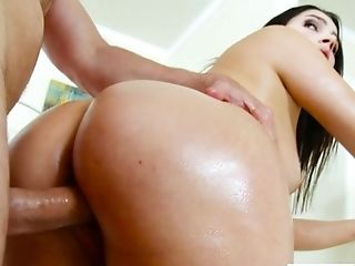 Ass Fucking, Ass Licking, Beauty, Brunette, Cute, Hardcore, Horny, Italian, Slut, Stockings,