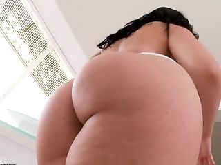 Angell Summers, Big Tits, Bold, Brunette, Dildo, French, HD, Masturbation, Sex Toys, Solo,