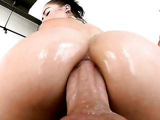 Anal Fisting, Anal Sex, Ass Fucking, Ass To Mouth, Big Cock, Brunette, Choking Sex, Deepthroat, Dick, Doggystyle,