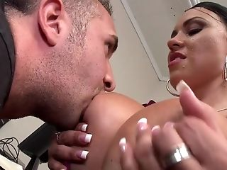 Big Cock, Big Tits, Blowjob, British, HD, Mariah Milano, Masturbation, MILF,