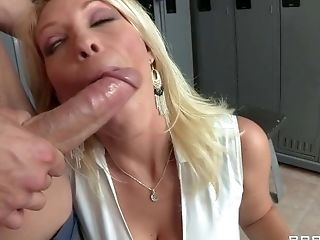 Amateur, Backroom, Big Tits, Blonde, Blowjob, Bold, Charlee Chase, Cute, Fucking, HD,
