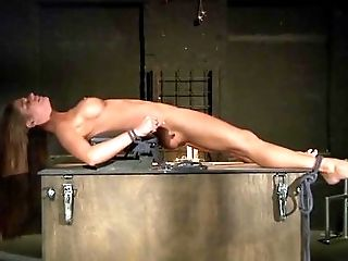 BDSM, Big Tits, Blowjob, Bold, Bondage, Brunette, Chained, Couple, Cumshot, Ethnic,