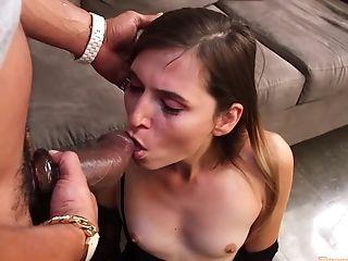 Anal Sex, Blowjob, Interracial, Latina, Pain, Shemale,