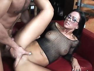 Anal Sex, Ass, Big Ass, Blowjob, Czech, Hardcore, HD, Juicy, Mandy Saxo, MILF,