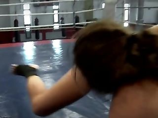 Anal Sex, Blonde, Brunette, Cosette Ibarra, Fighting, HD, Lesbian, Nikky Thorne, Nude, Russian,