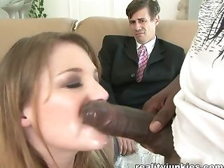 Aurora Snow, Blowjob, Cuckold, Hardcore, HD, Interracial, Pornstar,