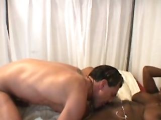 Amazing, Black, Curly, Licking, Missionary, White,