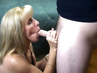 Blowjob, Cum Swallowing, Cumshot, MILF,