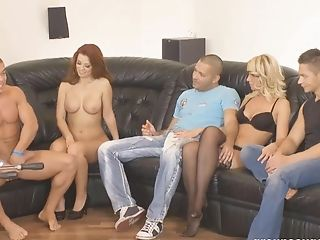 Group Sex, Hardcore, Parody, Reality, Seduction, Slut, Tiffany Rousso,