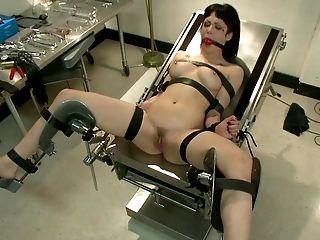 Asphyxia Noir, BDSM, Big Tits, Bondage, Brunette, Doctor, Extreme, Nurse,