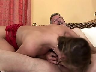 Big Cock, Big Tits, Blowjob, Bold, Brunette, Cathy Heaven, Dick, Dirty, Felching, HD,