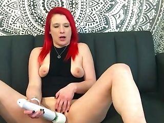 Amateur, Ass, Boots, Dirty Talk, Female Orgasm, Fetish, Ginger, Jerking, Joi, Masturbation,