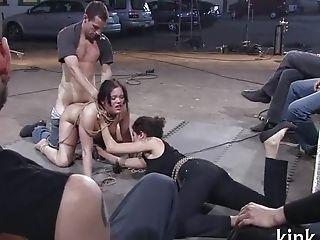 BDSM, Bondage, Fetish, Hardcore, Kinky, Punishment, Pussy, Rough,