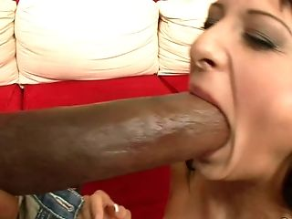 Alison Star, Big Black Cock, Big Cock, Big Tits, Blowjob, Couple, Dick, Hardcore, Interracial,