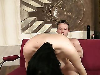 Anal Sex, Ass, Ball Licking, Balls, Big Natural Tits, Big Nipples, Big Tits, Blowjob, Cumshot, Cute,