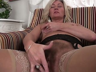 Ass, Blonde, Boobless, Fingering, Fucking, Hairy, HD, High Heels, Jerking, Lingerie,