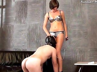 Babe, BDSM, Femdom, Fetish, Mistress, Riding, Short Haired, Strapon, Submissive,