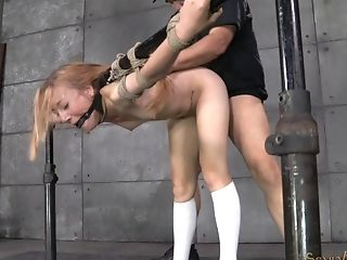Amazing, BDSM, Bondage, Creampie, Fetish, Submissive, Torture,