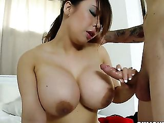 Asian, Ass, Ass Licking, Balls, Big Ass, Big Natural Tits, Big Nipples, Big Tits, Blowjob, Brunette,