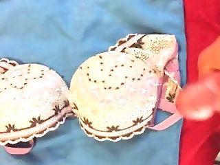 Brassiere, Eyaculacion, Madura,