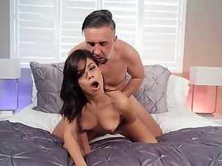 Ass, Babe, Big Cock, Blowjob, Clamp, Couple, Cowgirl, Cum In Mouth, Cum Swallowing, Cum Swapping,