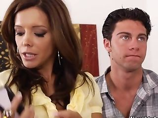 Brunette, Francesca Le, Hardcore, HD, Mature, Teacher,