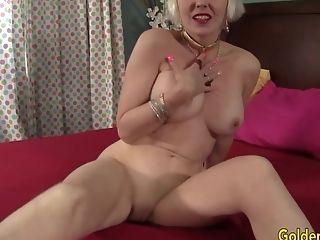 Dalny Marga, Granny, Mature,