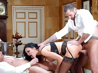 Anal Sex, Blowjob, Bra, Cowgirl, Dirty, Doggystyle, Double Penetration, Gangbang, Hardcore, Housewife,