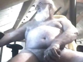 Cum, Daddies, Grandpa, HD, Masturbation,