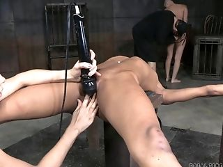 Babe, BDSM, Black, Bondage, Fetish, Submissive, Torture,