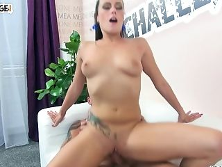 Big Tits, Casting, Competition, Czech, Dirty Talk, Hardcore, HD, Mea Melone,