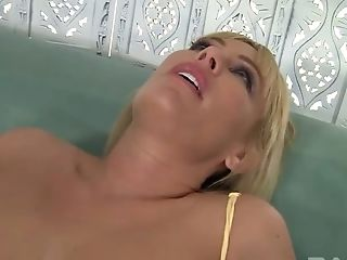 Beauty, Big Tits, Blonde, Blowjob, Cute, Deepthroat, Horny, Mellanie Monroe, Posing, Slut,