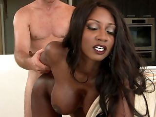 American, Ass, Beauty, Black, Boy, Diamond Jackson, Friend, From Behind, Kitchen, Mature,