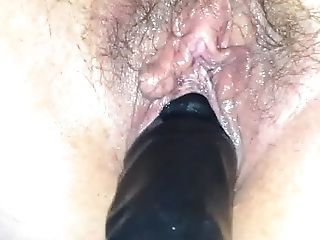 BBW, Close Up, Dildo, HD, Squirting,