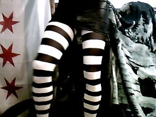 Amateur, Boy, Crossdressing, Emo, HD, Teasing, Twink, Webcam,