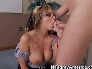 Big Natural Tits, Big Tits, Blowjob, College, Fake Tits, Fucking, Glasses, Gorgeous, HD, Huge Tits,